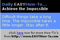 EASYHow-To.com
